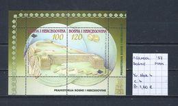 Archeologie - Bosnië-Hercegovina 1997 YT Blok 4 Postfris/MNH - Archeologia