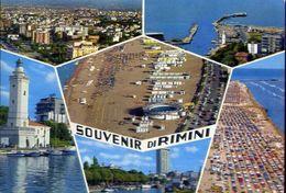 Souvenir Di Rimini - 60 - Formato Grande Viaggiata – E 3 - Rimini