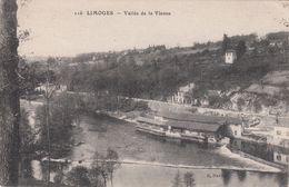 Cp , 87 , LIMOGES , Vallée De La Vienne - Limoges