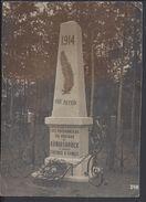 """ALLEMAGNE - 1914 - Monument Pro Patria """"Les Prisonniers De Guerre De Konigsbruck à Leurs Frères D'armes"""" - Koenigsbrueck"""