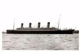 OLYMPIC    15 * 10 CM Bateau, Barco,  Bateaux, Navire - Barcos
