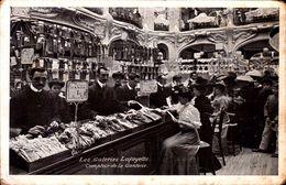 """Magasins """"Les Galeries Lafayette"""" Comptoir De La Ganterie - Magasins"""