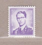 1957 Nr 1029** Postfris Zonder Scharnier, Koning Boudewijn,type Marchand. - 1953-1972 Brillen