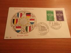 FRANCE (1959) EUROPA (conseil De L'europe Strasbourg) - Zonder Classificatie