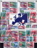 EUROPA 1956-2006 CRNA GORA 108/1I/II,8 ZD,2 VB+Blocks 3,2A+B ** 556€ Blocs History Ss Philatelic M/s Sheets Bf CEPT - Montenegro