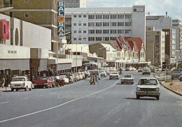 Peugeot 404,Suzuki Alto,Cadillac,Ford...Windhoek,gelaufen - Voitures De Tourisme