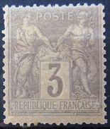 FRANCE              N° 87a               NEUF** - 1876-1898 Sage (Type II)