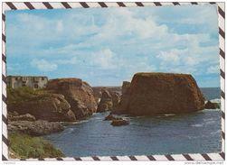 2Y2298 BELLE ISLE EN MER SAUZON FORT SARAH BERNHARDT 2 SCANS - Belle Ile En Mer