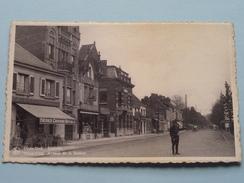 OUDE GOD - VIEUX DIEU - STATIELEI / Avenue De La STATION ( Leeszucht ) Anno 19?? ( Zie Foto Details ) !! - Mortsel