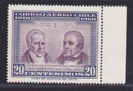 CHILI AERIENS N°  219 ** MNH Neuf Sans Charnière, TB  (D0335) - Chili