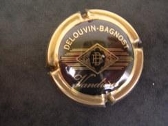 * Capsule De Champagne DELOUVIN BAGNOST  N° 1  * - Unclassified