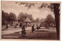 READING: Forbury Gardens - Reading