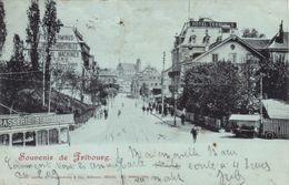 Souvenir De Fribourg - FR Fribourg