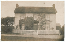 Unidentified House With Horse And Cart Adjacent - England