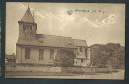 Eglise  Wezembeek- Oppem. Wesembeek    - 2 Scans - Wezembeek-Oppem