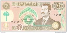 Iraq - Pick 75 - 50 Dinars 1991 - Unc - Iraq