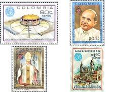 Ref. 47831 * MNH * - COLOMBIA. 1968. VISIT OF HH POPE PAUL VI . VISITA DE SS EL PAPA PABLO  VI - Colombia