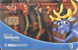 BellSouth Telefonia: Comic - Calendario 2003 - Ecuador