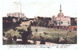 TURQUIE . CONSTANTINOPLE . Le Palais D'Yildiz Et La Mosquée Hamidié - Réf. N°5534 - - Turkey