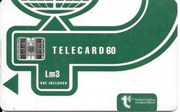 Telemalta: Telecard 60 - Malta