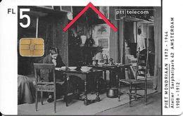 Ptt Telecom: Piet Mondriaan, Atelier Amsterdam - Niederlande