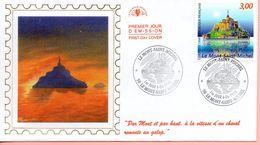 Le Mont St Michel - 1990-1999