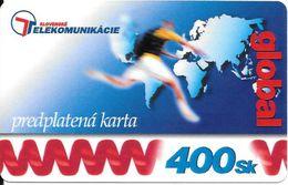 Prepaid: Global - Slowakei