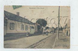 Rosières-en-Santerre (80) : La Rue Grande En 1913 (animé) PF. - Rosieres En Santerre