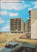 Oostduinkerke Zeedijk 1973 (scheur) - Oostduinkerke