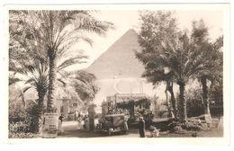 Caïro - Mena House - Piramide / Pyramid - Originele Foto / Photo Originale - 10,9 X 6,8 Cm - Caïro