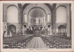 Grote Kaart Edegem Binnenzicht Der Kerk - Edegem