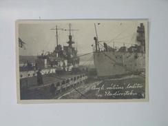 Russia 224 Vladivostok Englisch Kriegsflotte 1917 - Russie