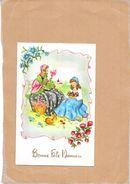 Carte Couleur FETES -  Bonne Fete Maman  - TON3 - - Día De La Madre