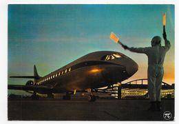ARRIVEE D' UNE CARAVELLE - N° 1502 - CPSM GF NON VOYAGEE - 75 - 1946-....: Moderne