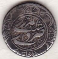 Iran. ½ Rial AH 1219. Fath Ali Shah. Argent - Irán