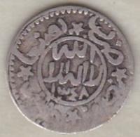 Yémen 1/20 Imadi Riyal AH 1348 (1929-30) En Argent, Y# 4.1 - Yémen
