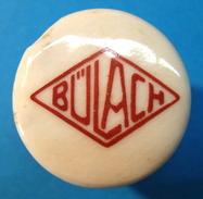BOUCHON EN PORCELAINE BULACH  ( BIERE ? ? ? ) DIAMETRE 31 MM - Bière
