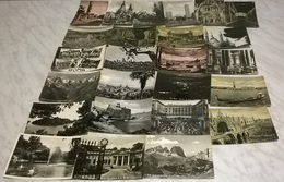50 CART. DIVERSE: CITTA' E NON (40) - 5 - 99 Cartoline