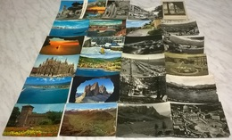 50 CART. DIVERSE: CITTA' E NON (42) - 5 - 99 Cartoline