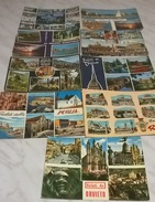 9 CART. DIVERSE: SALUTI DA ...(43) - Cartoline