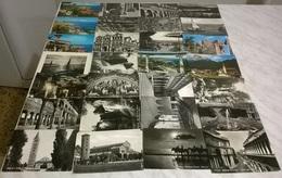 50 CART. DIVERSE: CITTA' E VARIE (1) - 5 - 99 Cartoline