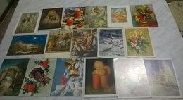 40 CART. DIVERSE: SOGGETTI VARI  (3) - 5 - 99 Cartoline