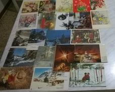 40 CART. DIVERSE: SOGGETTI VARI  (4) - Cartoline