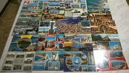 20 CART. DIVERSE: SALUTI DA ...  (5) - Cartoline