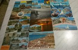 11 CART. DIVERSE: SALUTI DA ...  (6) - 5 - 99 Cartoline