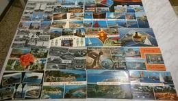 20 CART. DIVERSE: SALUTI DA ...  (7) - 5 - 99 Cartoline