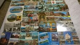 20 CART. DIVERSE: SALUTI DA ...  (8) - 5 - 99 Cartoline