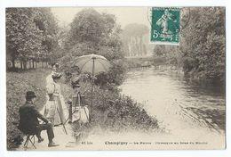 Champigny - La Marne Pittoresque Au Bras Du Moulin - Champigny Sur Marne