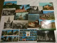 14 CART. DIVERSE: CASTELLI  (12) - 5 - 99 Cartoline