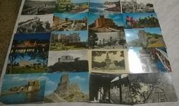 20 CART. DIVERSE: CASTELLI (14) - Cartoline